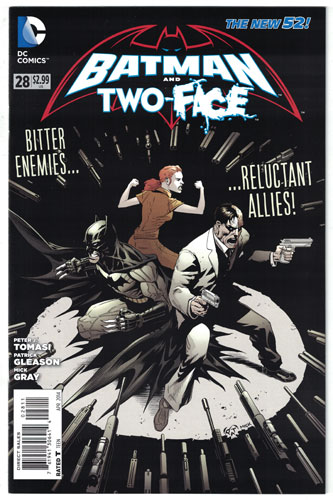 BATMAN AND ROBIN#28