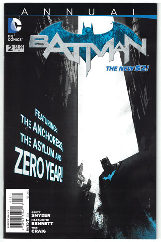BATMAN ANNUAL#2