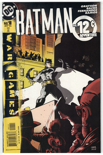 BATMAN: THE 12-CENT ADVENTURE#1