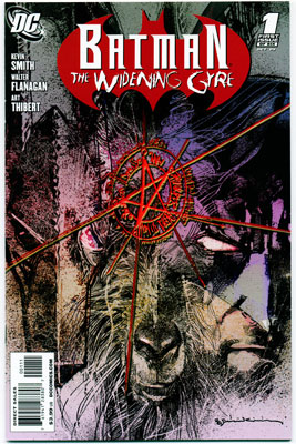 BATMAN: WIDENING GYRE#1