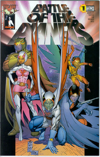 BATTLE OF THE PLANETS#1