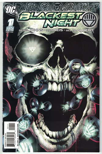 BLACKEST NIGHT#1