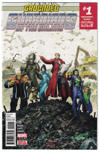 GUARDIANS OF THE GALAXY#15