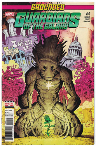 GUARDIANS OF THE GALAXY#16