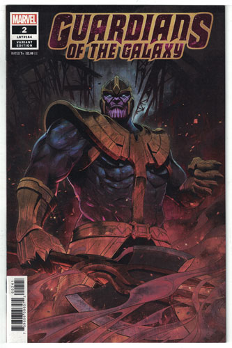 GUARDIANS OF THE GALAXY#2