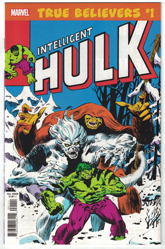 INCREDIBLE HULK#272