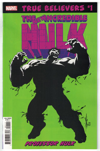 INCREDIBLE HULK#377