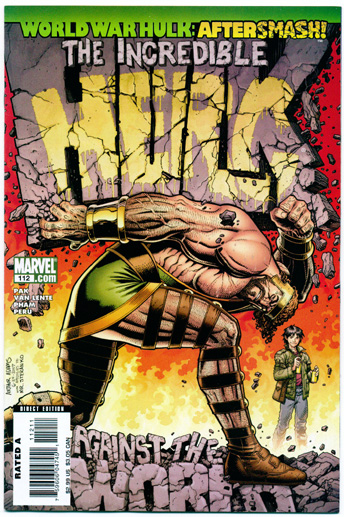 INCREDIBLE HULK#112