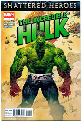 INCREDIBLE HULK#1