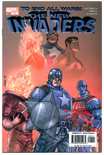 NEW INVADERS#1