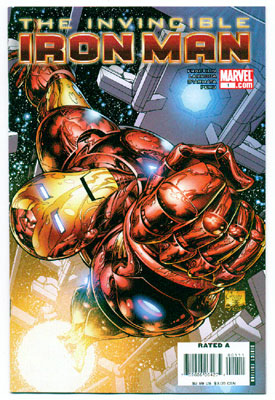 INVINCIBLE IRON MAN#1