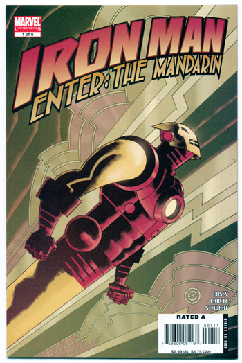 IRON MAN: ENTER THE MANDARIN#1