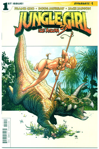JUNGLE GIRL#1