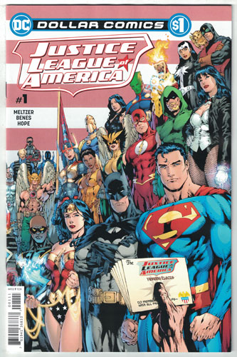 JUSTICE LEAGUE OF AMERICA#1
