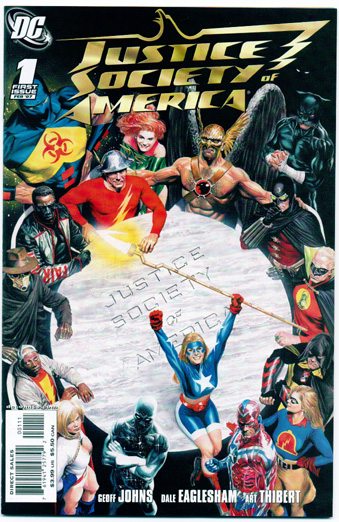 JUSTICE SOCIETY OF AMERICA#1