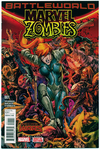MARVEL ZOMBIES#1
