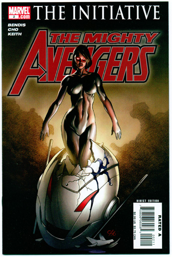 MIGHTY AVENGERS#2