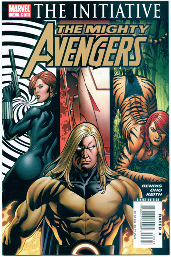 MIGHTY AVENGERS#3