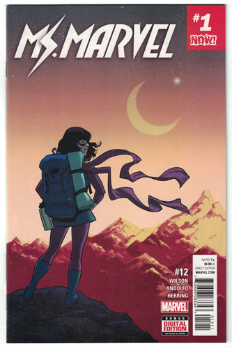 MS. MARVEL#12