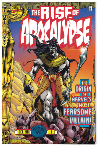 Key Storyline cover 2 for APOCALYPSE