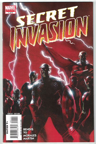 SECRET INVASION#1