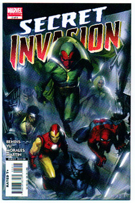 SECRET INVASION#2