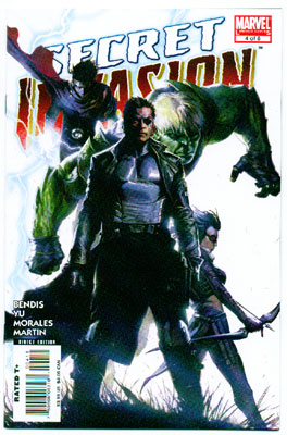 SECRET INVASION#4