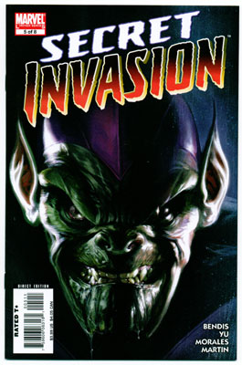 SECRET INVASION#5