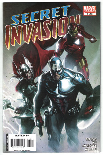SECRET INVASION#6