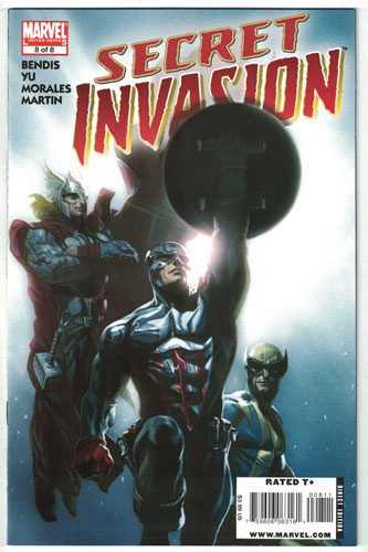 SECRET INVASION#8