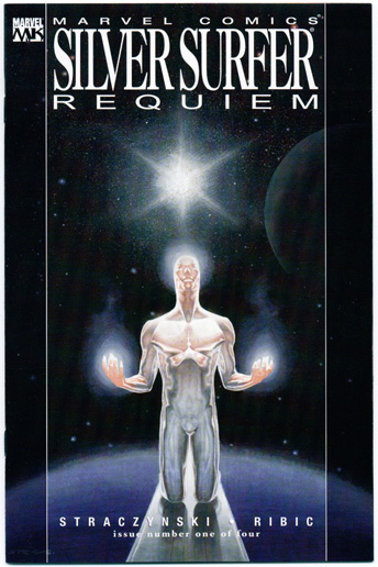 SILVER SURFER: REQUIEM#1