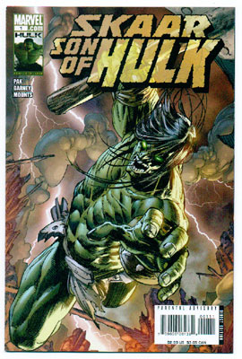SKAAR: SON OF HULK#1