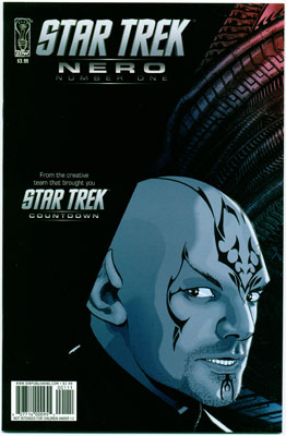 STAR TREK: NERO#1