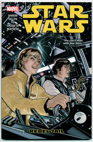 STAR WARS VOL 03: REBEL JAIL
