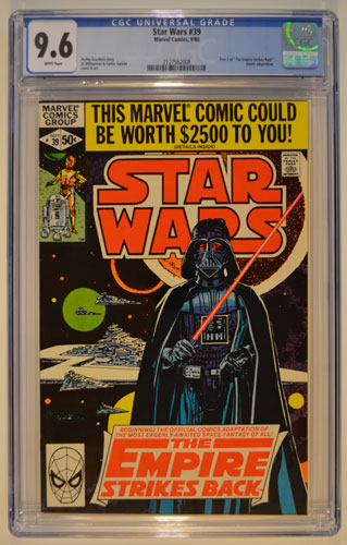 Key Storyline cover 1 for DARTH VADER