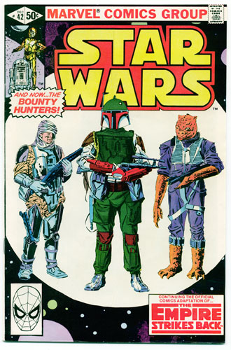 Key Issue cover 1 for STAR WARS