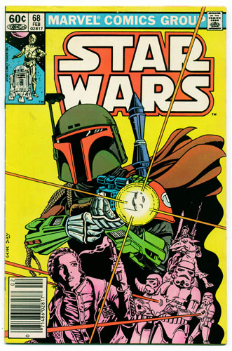 Key Issue cover 2 for STAR WARS