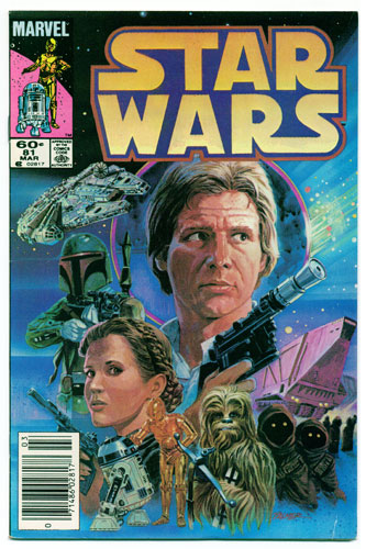 Key Issue cover 3 for STAR WARS