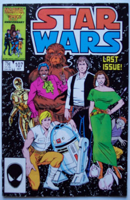 Key Issue cover 4 for STAR WARS