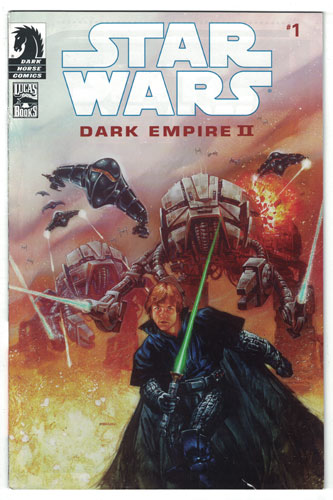 STAR WARS: DARK EMPIRE II#1