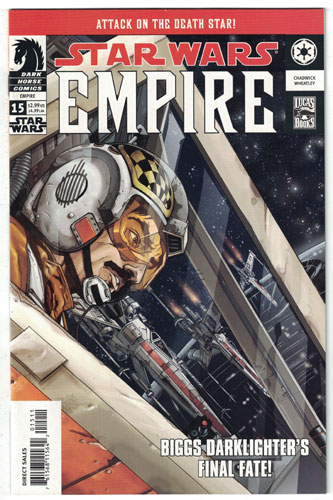 STAR WARS: EMPIRE#15