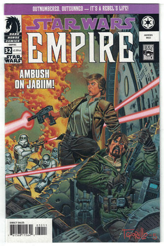 STAR WARS: EMPIRE#32