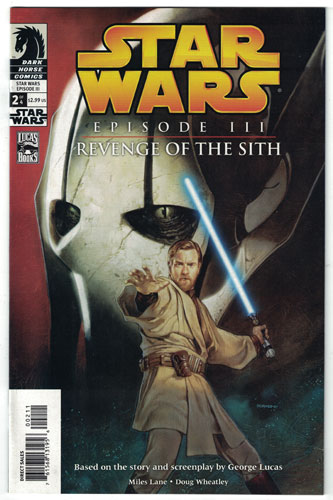 STAR WARS: EPISODE III--REVENGE OF THE SITH#2