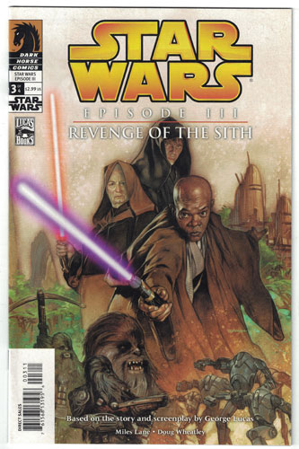 STAR WARS: EPISODE III--REVENGE OF THE SITH#3