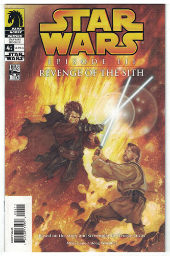 STAR WARS: EPISODE III--REVENGE OF THE SITH#4