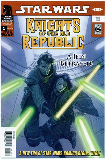 STAR WARS: KNIGHTS OF THE OLD REPUBLIC#1