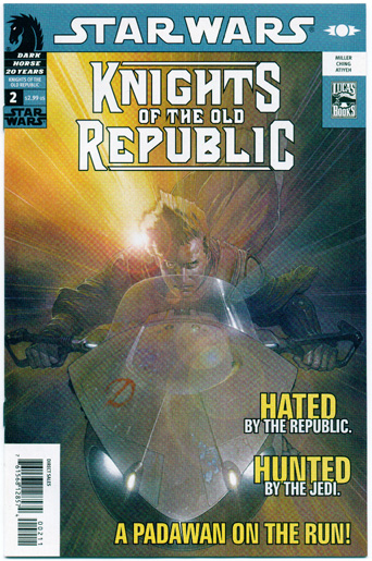 STAR WARS: KNIGHTS OF THE OLD REPUBLIC#2