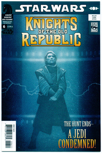 STAR WARS: KNIGHTS OF THE OLD REPUBLIC#6