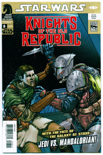 STAR WARS: KNIGHTS OF THE OLD REPUBLIC#8
