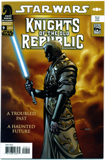 STAR WARS: KNIGHTS OF THE OLD REPUBLIC#9